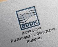 BDDK'dan flaş açıklama!