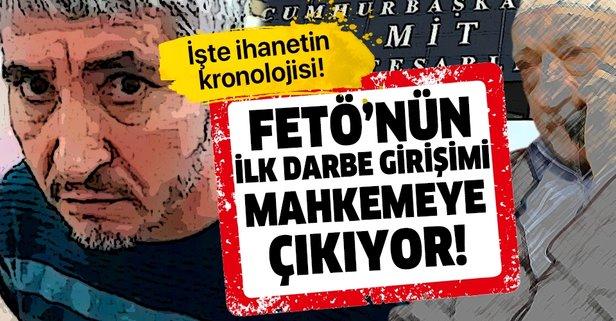 FETÖ'nün ilk darbe girişimi 7 Şubat 2012!