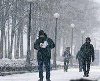 Meteoroloji uyardı! Yoğun kar geliyor