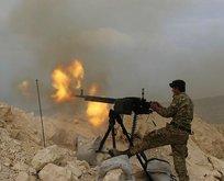 Yakalanan YPG'liler: Cinderesi düştü, kolumuz koptu