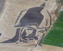 Dev Sultan Alparslan silueti! Guinness'e başvuruda bulunuldu