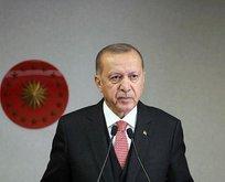 Başkan Erdoğan'dan 65 yaş üstüne müjde!