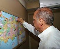 Erdoğan müjdeyi vermişti o bölgelere piyango vurdu