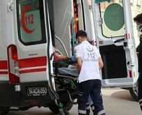 Sakarya'da abi kardeş kavgasında yenge vuruldu