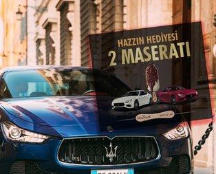 Magnum Maserati çekilişi ne zaman?
