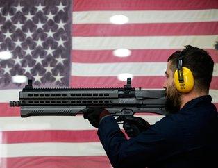 Türkiye'de üretilen silahlar Hollywood'un gözdesi oldu