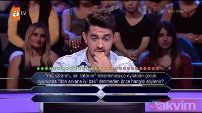Kim Milyoner Olmak İster 12 Ocak özel bölümü soru ve cevapları   İlk silikon meme hangisine takılmıştır?
