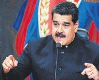 Trump'tan skandal Venezuela kararı