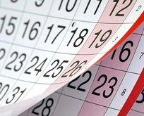22 Nisan Perşembe yarım gün mü 2021?