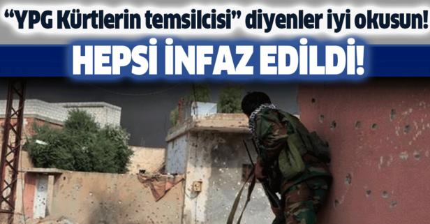 PKK/YPG-PYD, Kürtleri öldürdü
