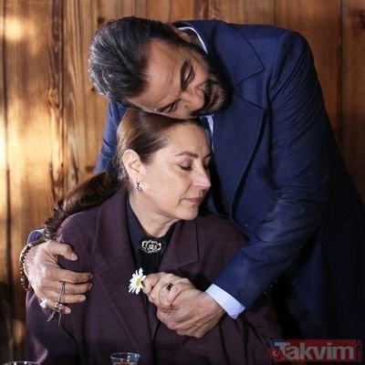 Bir Zamanlar Çukurova'nın Hünkar'ı Vahide Perçin'in kızı da kendisi gibi oyuncu! İşte Vahide Perçin'in kızı Alize...