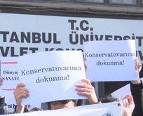 Konservatuvar öğrencilerinden İBB'ye tepki
