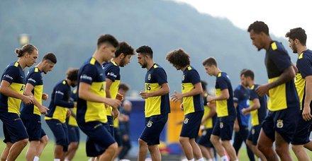 Fenerbahçe kuvvet depoluyor