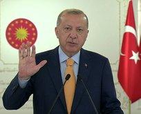 Başkan Erdoğan'dan BM Genel Kurulu'na önemli mesajlar