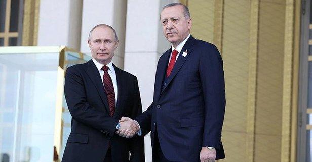 Kremlin duyurdu! Erdoğan ile Putin görüşecek