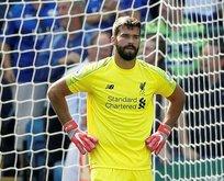Alisson Beckerin hatası Liverpoolu yakıyordu