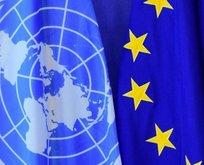 AB ve BM'nin Suriye'ye destek konferansı başladı!