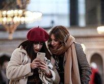 Türkiye'nin dört bir yanında 'selfie' yarışı!