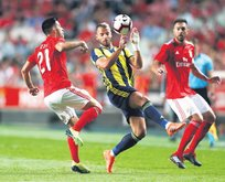 Benfica önünde turu geçmeye yakınız