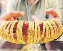 Ziraat bankası'na altın yağdı