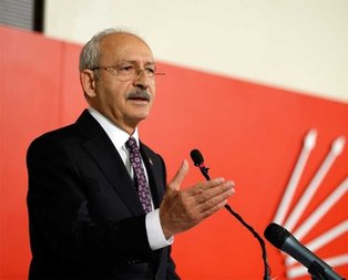 CHP'nin ilk icraatı zulüm!