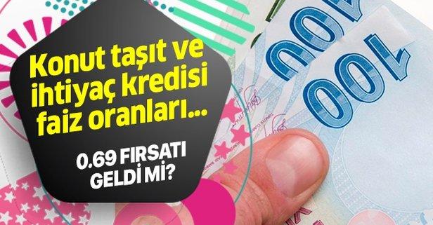 Faiz düştü! Ziraat Bankası kredi faiz oranı yenilendi!