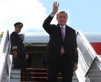 Başkan Erdoğan'dan baş döndüren diplomasi trafiği!