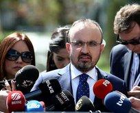 AK Partiden CHPdeki istifalarla ilgili ilk tepki