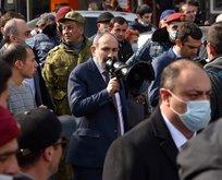 Ermenistan'da darbe girişimi! Son dakika kareleri