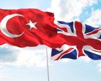 Türkiye ve İngiltere arasında önemli anlaşma