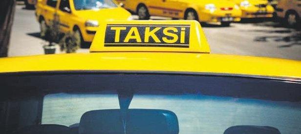 Taksi şoförleri sınava girecek