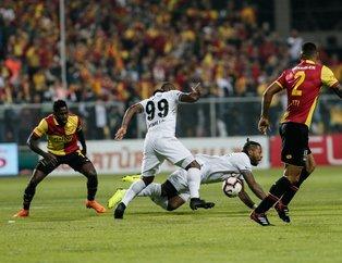 Göztepe:2 - Beşiktaş:0 Maç sonucu