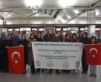 Türk öğrencilere Çinde büyük onur!