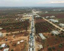 Esad saldırmaya devam ediyor! Sayı 830 bini buldu