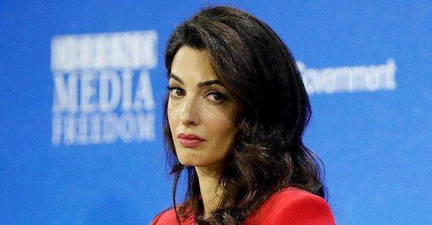 Clooney'den dünya liderlerine Kaşıkçı tepkisi