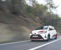Toyota Yaris'in en delisi GRMN