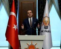 AK Parti Sözcüsü Ömer Çelik'ten MYK sonrası flaş açıklama