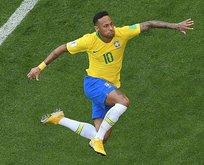 Neymar'dan çeyrek altın