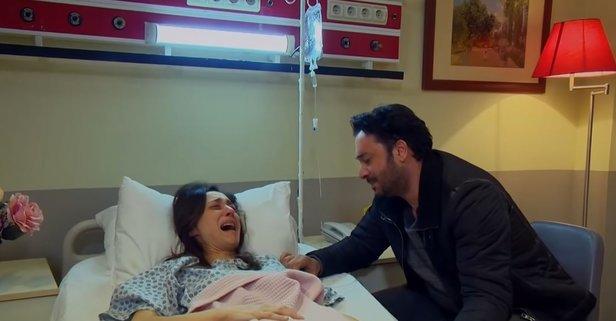 Kaza geçiren Aylin bebeğini kaybedecek mi?