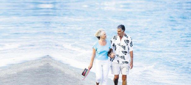 Emekliye çifte tatil fırsatı