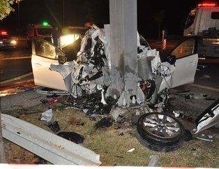 Ankarada feci kaza! Bir aile yok oldu