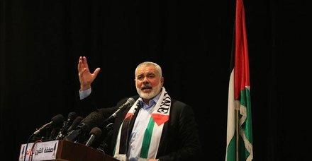 Hamas Siyasi Büro Başkanı Heniyye'den Katar, Mısır ve BM'ye çağrı