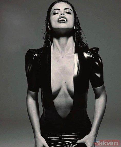 Adriana Lima paylaştı görenler şoke oldu! Adriana Lima estetik mi yaptırdı?