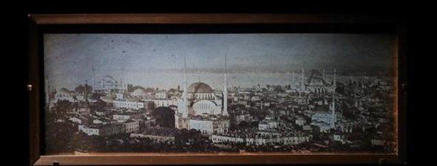 İstanbul'un ilk fotoğrafları New York'ta sergileniyor