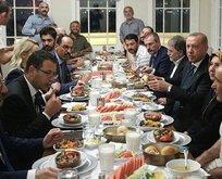 Başkan Erdoğan Çengelköy'de restoranda yemek yedi