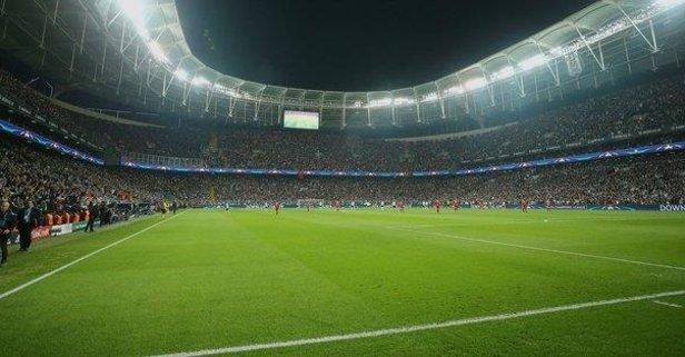 Bayern'den maç esnasında Beşiktaş paylaşımı