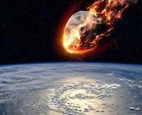 Türkiye saati ile 20:00'de! Göktaşı dünyaya çarpacak mı?