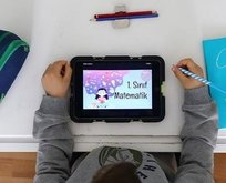 30 bin öğrenciye klavyelı tablet