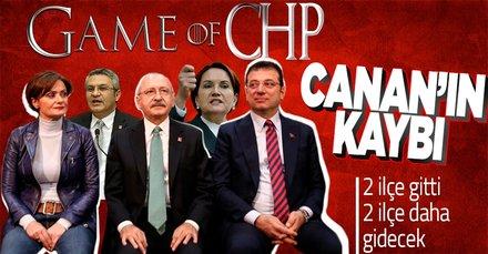 SON DAKİKA: CHP İstanbul'da koltuk kavgaları! Canan Kaftancıoğlu iki ilçeyi daha kaybediyor