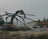 Karaman'da korkunç iş kazası! Enkaz altında kaldı